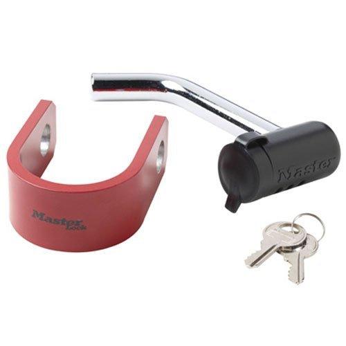 Master Lock 2999DAT Fifth Wheel/King Pin Coupler Lock (Fifth Wheel Lock Master compare prices)