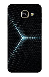 Accedere Printed Back Cover Case for Samsung Galaxy A9 (2016) edition