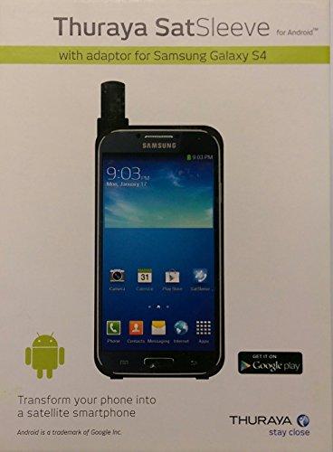 Thuraya SatSleeve for Android (Samsung Galaxy S4 ...