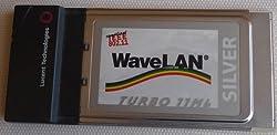Lucent Wavelan Silver 802.11b Wireless Card