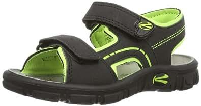 Richter Boys Adventure Fashion Sandals Black/Mais Neon 39 EU