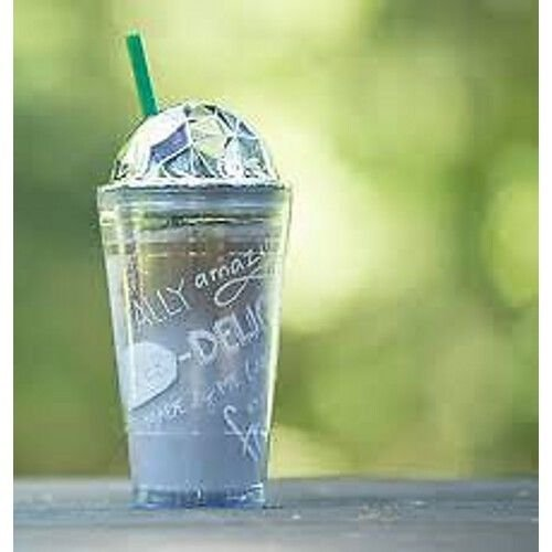 Starbucks Cup With Straw front-497703