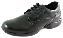 DiaResc Men\'s Lace-Up Plain Toe Diabetic Shoes Orthotic Comfort Shoes Pain Releif (11M)
