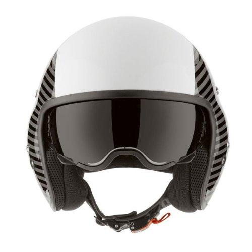 AGV Helmets 466PA2B0_001_L Casque de Moto, Multicolore, L