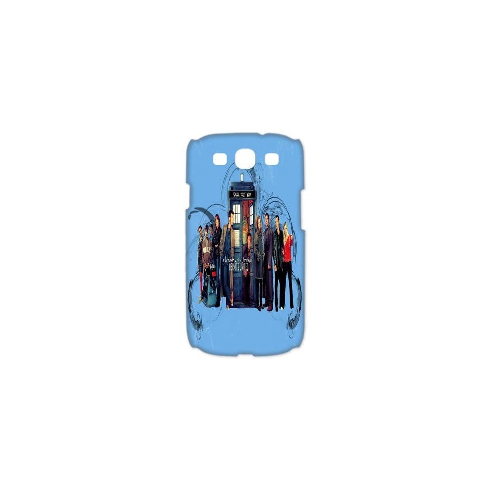 Designyourown Case Dr Who Samsung Galaxy S3 Case Samsung Galaxy S3 I9300 Cover Case SKUS3 2547