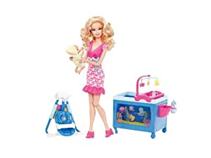 Barbie - I Can Be Baby Sitter Doll