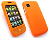 FLASH SUPERSTORE LG GS290 COOKIE FRESH SILICON CASE/COVER/SKIN ORANGE