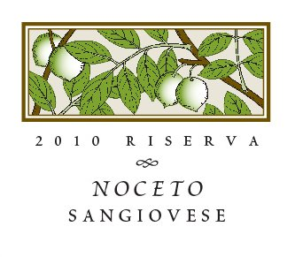 2010 Vino Noceto Sangiovese Riserva, Shenandoah Valley 750 Ml