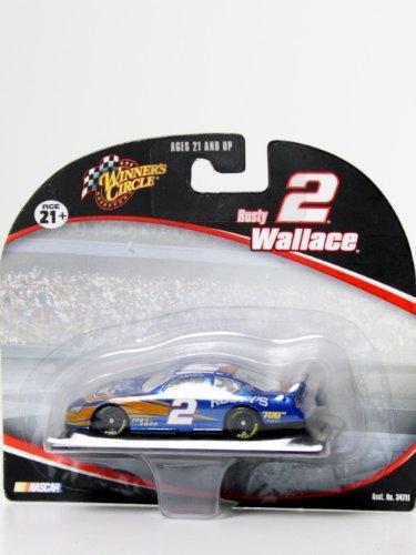 nascar-2-rusty-wallace-miller-lite-164-scale-stock-car-by-racerock