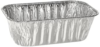 31730 Loaf Pan 1# (Case of 200) by HFA