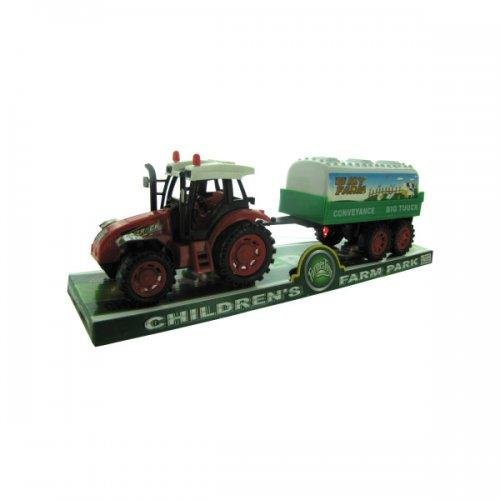 Bulk Buysfriction Farm Tractor Truck And Trailer Set Pack Of 3
