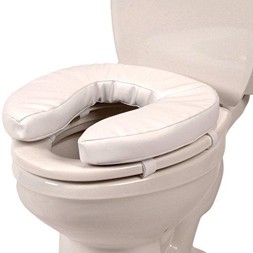 Bemis Medic Aid 4 Inch Toilet Seat Lift Spacer Seniors Emporium