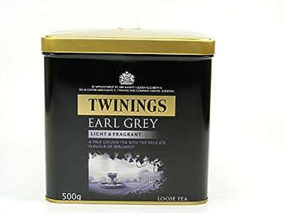 Twining Earl Grey Light and Fragant loser Tee 500 g Dose von Twinings auf Gewürze Shop