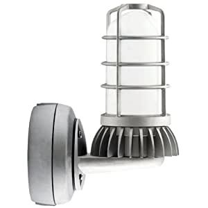rab vxbrled13ndg up 3 4 13 watt led vapor proof light fixture. Black Bedroom Furniture Sets. Home Design Ideas