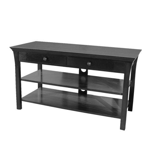 Cheap Bello Pamari Collection TV Table Stand (Black) AVW9610bk (AVW9610bk)
