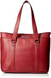 Kenneth Cole Reaction A Majority Tote, Red