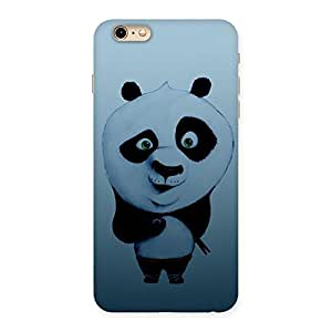 Special Panda Puzzled Multicolor Back Case Cover for iPhone 6 Plus 6S Plus