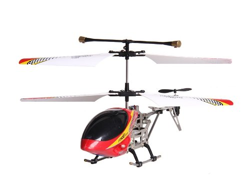 ZR 3.5-Channel Metal RC Helicopter