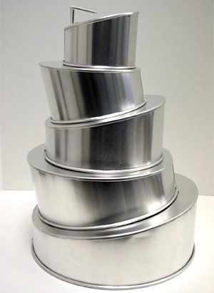 Cheap Topsy Turvy Cake Pans