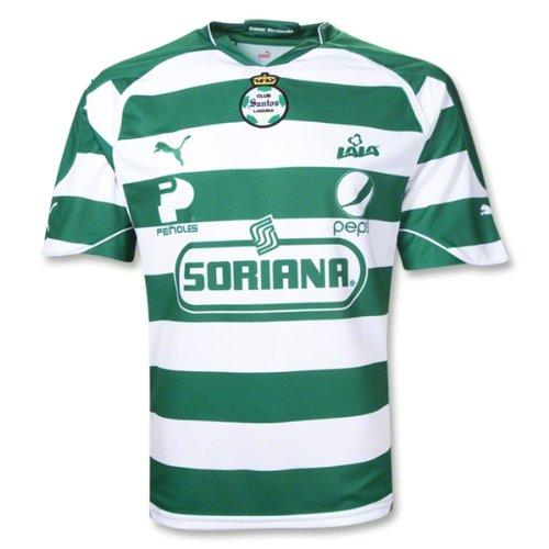 Santos Laguna 2011 Home Soccer Jersey