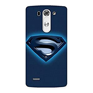 Premium Premier Blue Day Multicolor Back Case Cover for LG G3 Mini