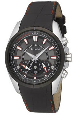 Accurist Men's Chronograph Strap Watch MS825R