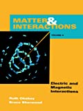 img - for Matter & Interaction II: Electric & Magnetic Interactions book / textbook / text book
