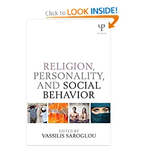 religion and personality The muslim religiosity-personality measurement inventory (mrpi)'s  keywords:  muslim, islam, religion, religiosity measurement, instrument development,.