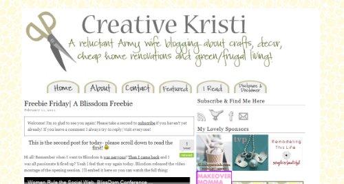 Creative Kristi