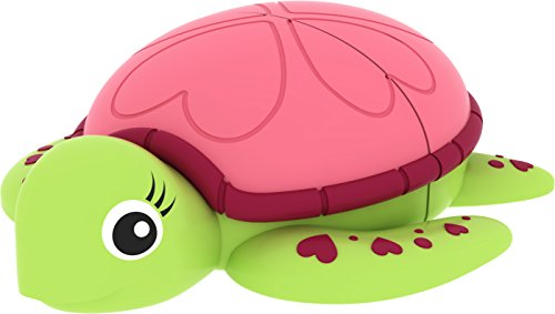 EMTEC Animalitos 8 GB USB 2.0 Flash Drive, Baby Turtle
