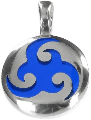 Nornali Bico Pendant - Blue
