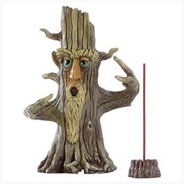 Quemador de incienso de árbol adivinadora