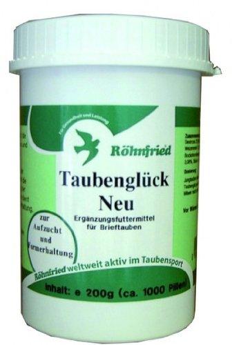 Röhnfried Taubengluck 1.000 pills (strengthening). For Pigeons, Birds & Poultry