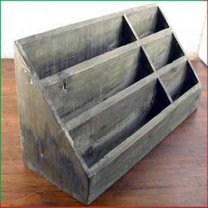 40212 letterbox brief schachtel box aufbewahrung for Schreibtisch aufbewahrung