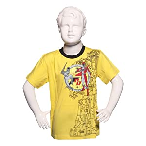 T-Shirt - Power Rangers