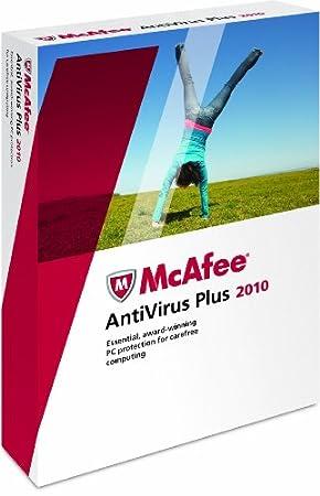 McAfee Antivirus Plus 2010 3-User