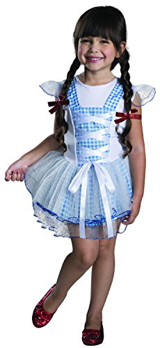 Rubies Wizard of Oz 75th Anniversary Dorothy Tutu