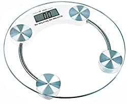 Kushagra 8MM Digital Thick Glass Weighing Scale