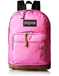 "JanSport Womens Classic Specialty Right Pack Backpack - Lipstick Kiss / 18""H X 13""W X 8.5""D"