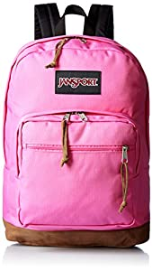 JanSport Womens Classic Specialty Right Pack Backpack - Lipstick Kiss / 18