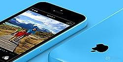 アップル docomo iPhone 5c 16GB ブルー ME543J/A 白ロム Apple