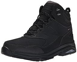 New Balance Men\'s MW1400 Walking Trail Boot, Black, 9.5 D US