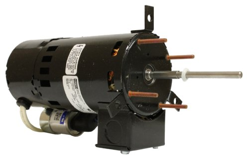 Fasco D410 Draft Booster, 3.3-Inch Frame Diameter, 1/10 HP, 3000 RPM, 115-volt, 1.5-Amp, Ball Bearing image B009JCWCA6.jpg
