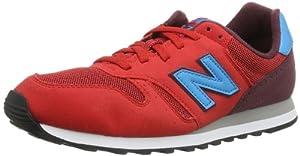 M373 D 14E 357411-60 Herren Sneaker, Mehrfarbig (ARD RED/BLUE 4), EU 43 (US 9.5)