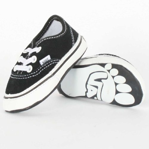 Vans Baby Shoe Authentic black/true white