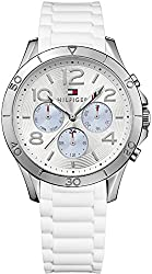 Tommy Hilfiger Sport Women's Watch - Silver