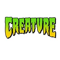 Creature Skateboards Skateboard Sticker - Skate Board Sticker