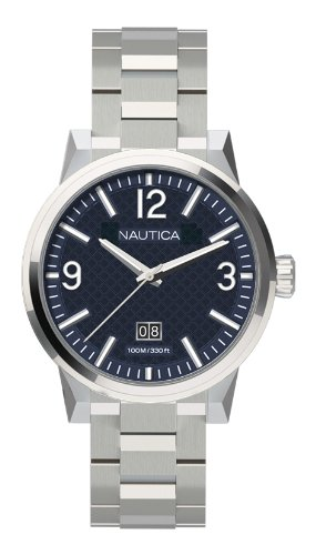 nautica-mens-nct-600-watch-a18596g-with-blue-dial-and-stainless-steel-bracelet