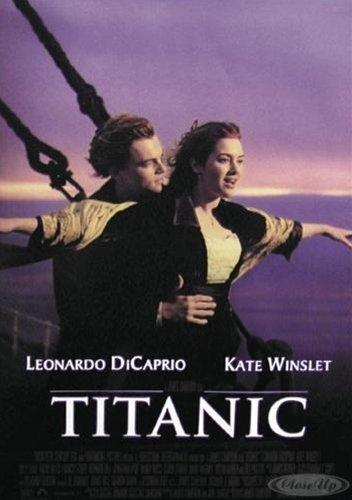 映画『タイタニック/TITANIC(FLYING)《CLO-013》』シネマポスター☆CINEMAPOSTER通販☆