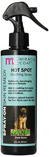 Miracle Coat Hot Spot Spray For Dogs